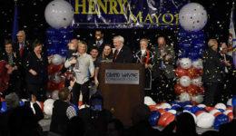 Mayor Henry Wins Fourth Term